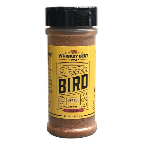 Whiskey Bent BBQ 'The Bird' 170g (6 oz)