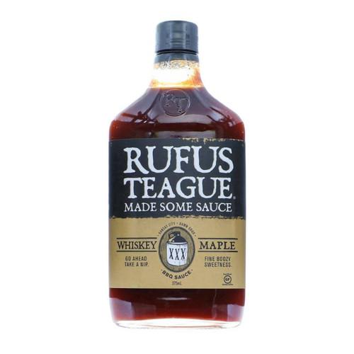 Rufus Teague 'Touch O' Heat' BBQ Sauce – 453g