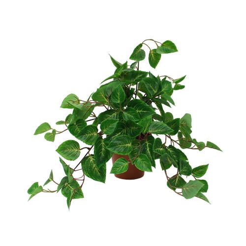 UVP Artificial Coleus Bush 54cm - Green