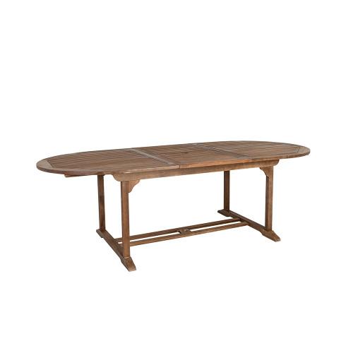 Alexander Rose Sherwood Extendable Table 1.1m x 1.8m/2.4m