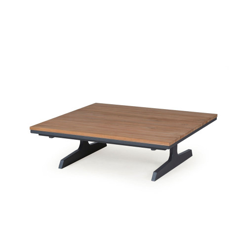 4 Seasons Outdoor - Endless Anthracite Coffee Table 95cm x 95cm