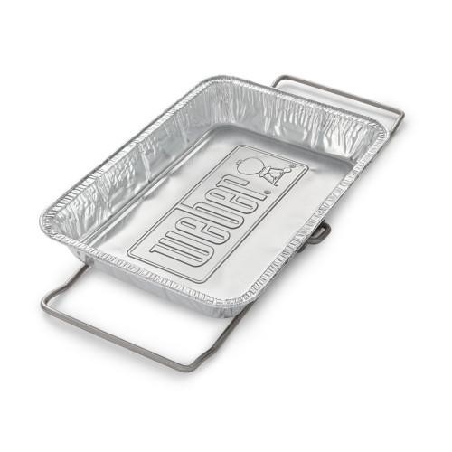 Weber® SmokeFire Water Pan Wet Smoke Kit