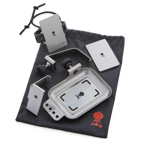 Weber® Connect 6-Piece Mounting Kit