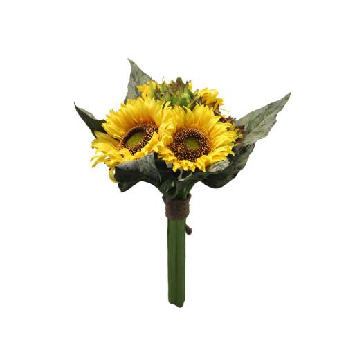 Artificial Sunflower Bundle 36cm