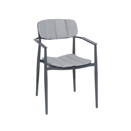 Alexander Rose Rimini Stacking Armchair with Cushions