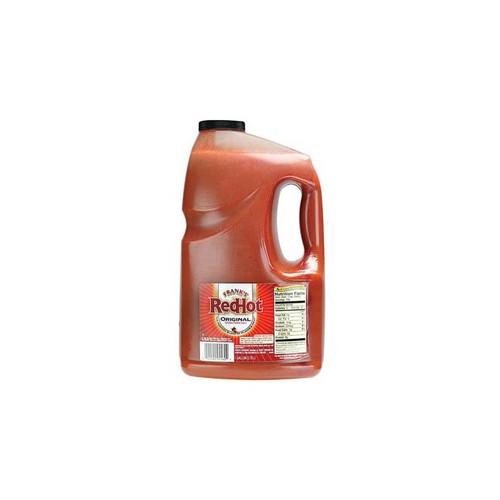 Franks Redhot Original Cayenne Pepper Sauce 3.7L