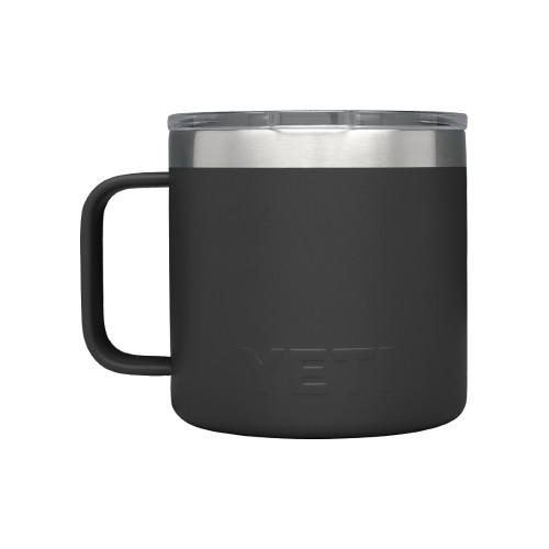 YETI Rambler 14 Oz Mug - Black