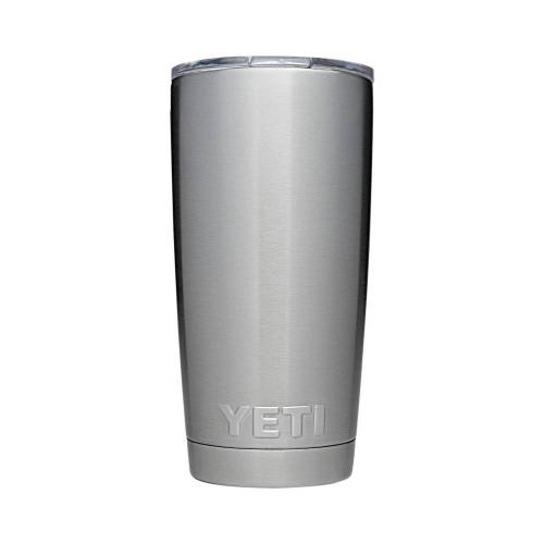 YETI Rambler 20 Oz Tumbler - Stainless Steel
