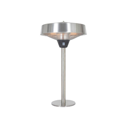 Table Top Silver Halogen Heater
