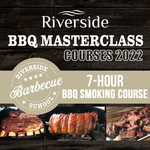 Low, Slow and Smoking BBQ Course