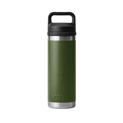 YETI Rambler 18 Oz Bottle - Olive Green