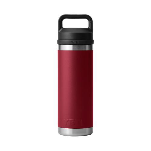 YETI Rambler 18 Oz Bottle - Red