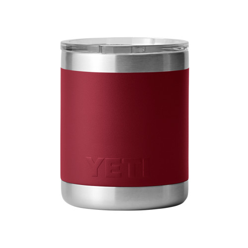 YETI Rambler 10 Oz Lowball - Red