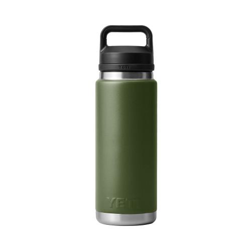 YETI Rambler 26 Oz Bottle - Olive Green