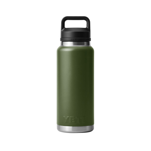 YETI Rambler 36 Oz Bottle - Olive Green