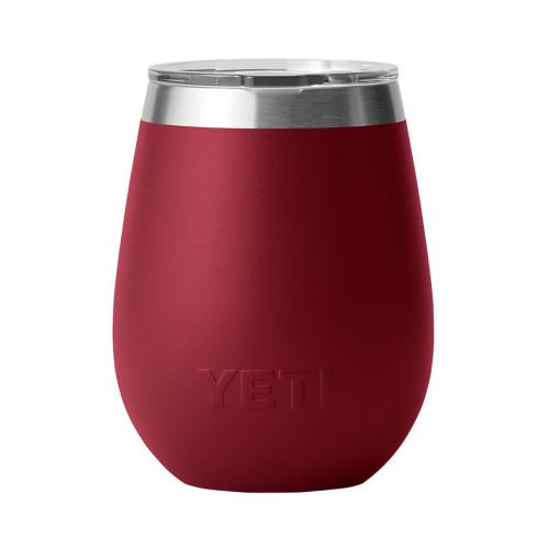 YETI Rambler 10 Oz Wine Tumbler - Red