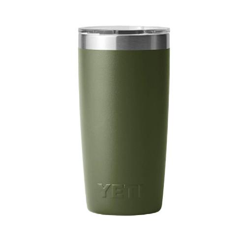 YETI Rambler 10 Oz Tumbler - Olive Green
