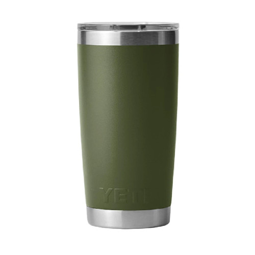 YETI Rambler 20 Oz Tumbler - Olive Green