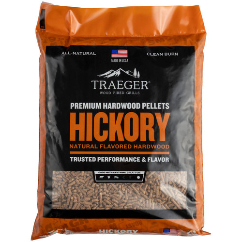 Traeger Hickory Blend Pellets 20lb