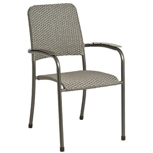 Alexander Rose Portofino Metal Woven Garden Chair