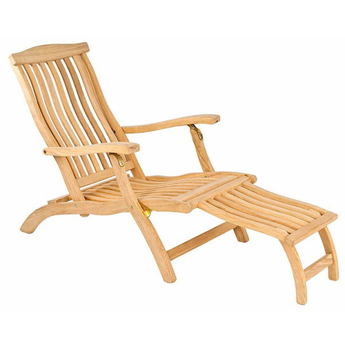 Alexander Rose Roble Garden Steamer Chair