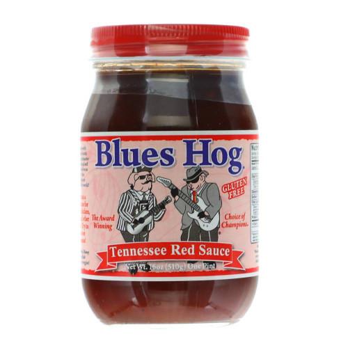 Blues Hog 'Tennessee Red' BBQ Sauce - 0.473 l (1 US Pt - 16 oz)
