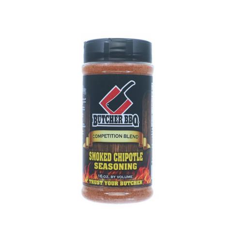 Butcher BBQ Smoked Chipotle Seasoning - 389g
