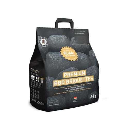 Premium Long Lasting Briquettes - 5kg