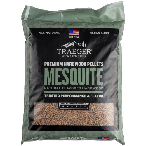 Traeger Mesquite Pellets 20lb