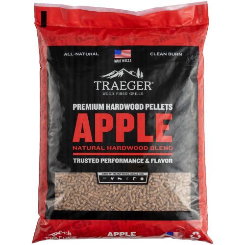 Traeger Apple Pellets 20lb