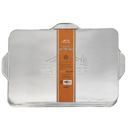 Traeger 850 Series Drip Tray Liner x5