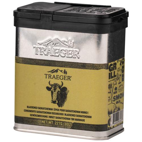 Traeger - Blackened Saskatchewan Rub