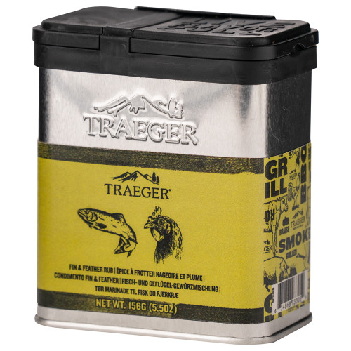 Traeger - Fin and Feather Rub