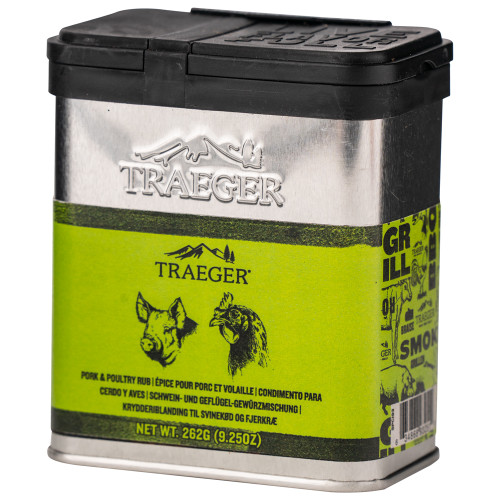 Traeger - Pork and Poultry