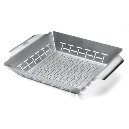 Weber® Deluxe Grilling Basket