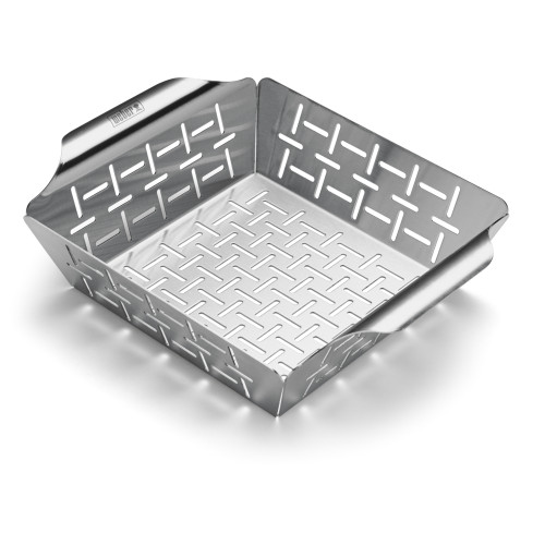 Weber®  Small Deluxe Grilling Basket