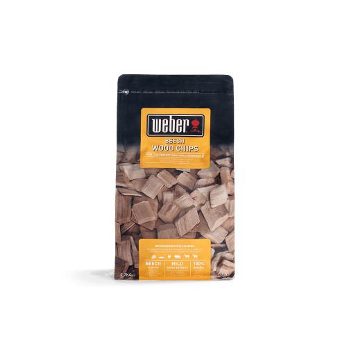 Weber® Beech Wood Chips, (0.7kg)