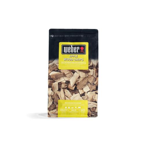 Weber® Apple Wood Chips, (0.7kg)