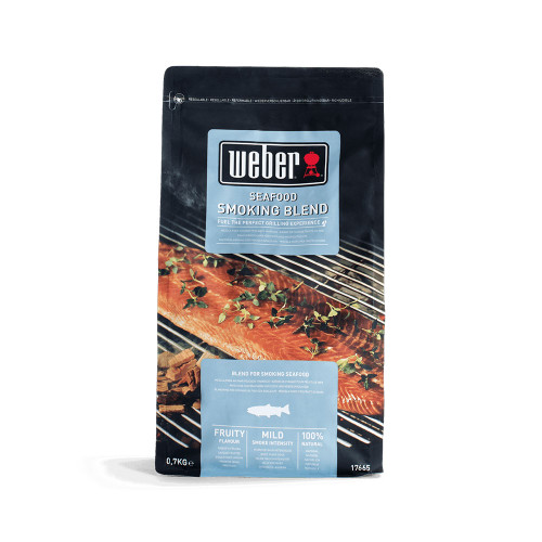 Weber® Seafood Wood Chips 0.7kg