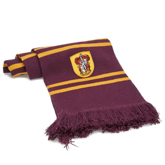Gryffindor Heavy Scarf with Tassels
