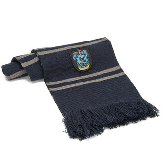Ravenclaw Heavy Scarf with Tassels