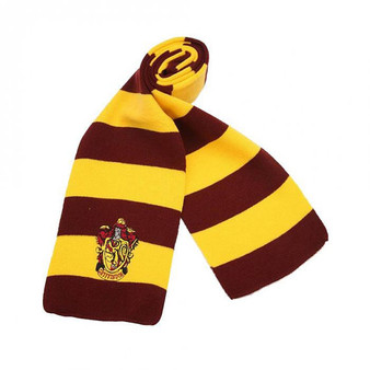 Gryffindor Embroidered Light Scarf