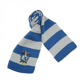 Ravenclaw Embroidered Light Scarf