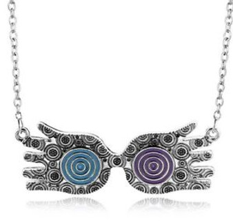 Luna's Glasses (SpectraSpecs) Necklace