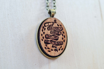 Solemnly Swear Necklace