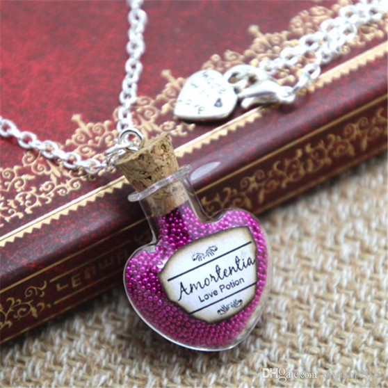 Amortentia (Love Potion) Necklace