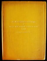 DE ARTE PHISICALI ET DE CIRURGIA Of MASTER JOHN ARDERNE, Surgeon of Newark, Dated 1412, by D'Arcy Power (tr) - 1922