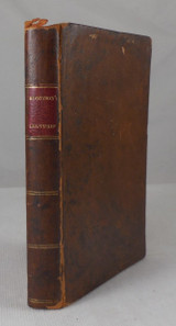 A COURSE OF FIFTEEN LECTURES ON MEDICAL BOTANY, by Samuel Robinson - 1832