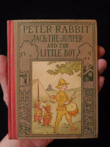 Altemus' PETER RABBIT, Jack the Jumper, the Little Boy, by Linda Stevens Almond - 1922