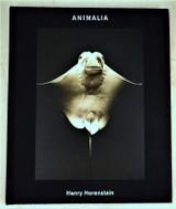 ANIMALIA, by Henry Horenstein, 2008, signed animals photography nature B&W HB